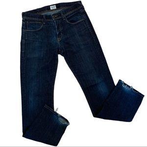 Hudson Harper Straight Soft Blue Jeans 👖